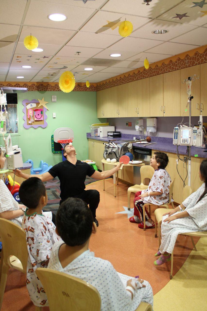University Medical Center Hospital Show