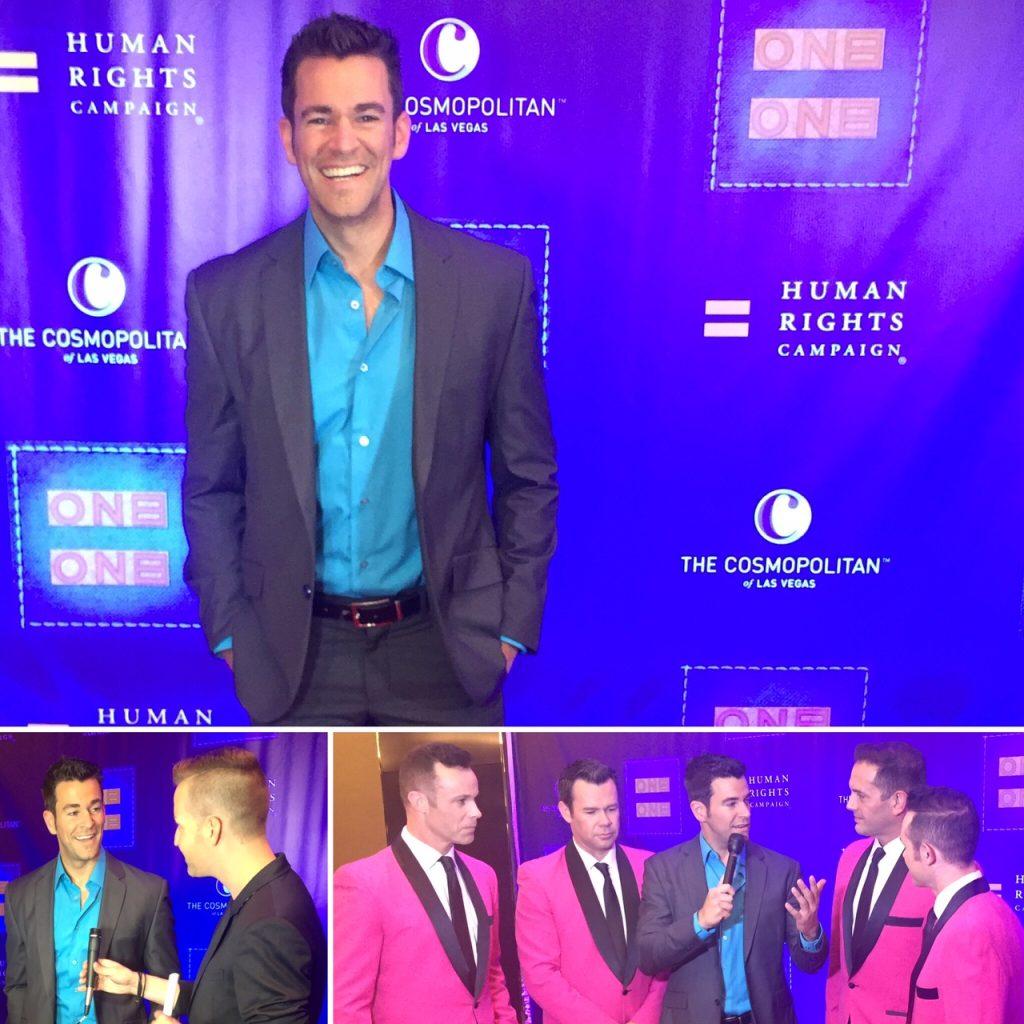 Jeff Civillico HRC Gala