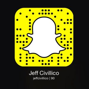 Jeff Civillico Snapchat
