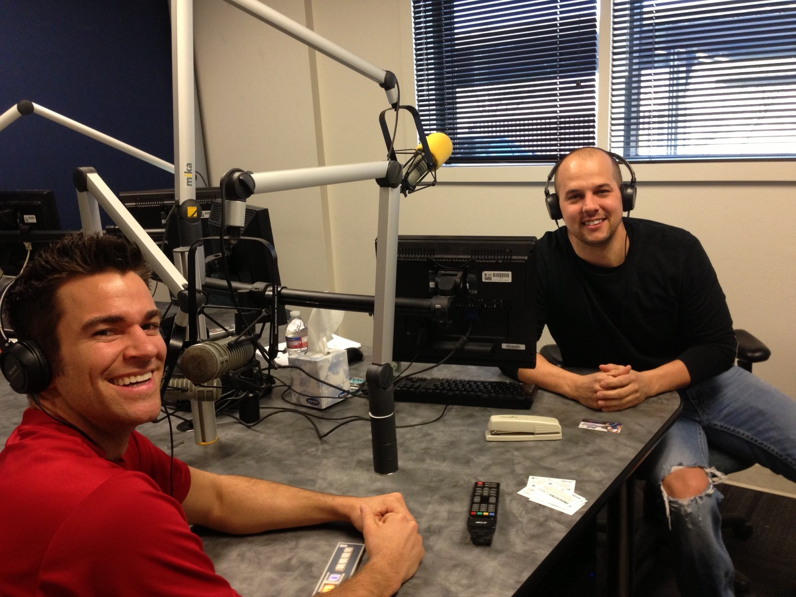 Radio Interview with Dr. B