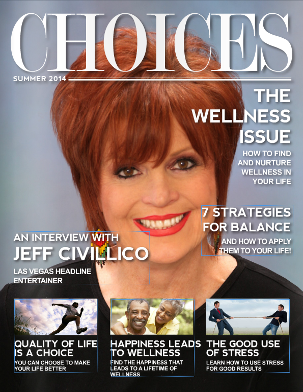 Featured Article in Choices Magazine