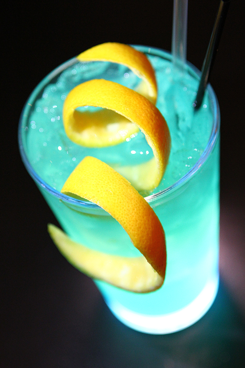 Please don't attempt to juggle the Jugglrita. You might spill some.