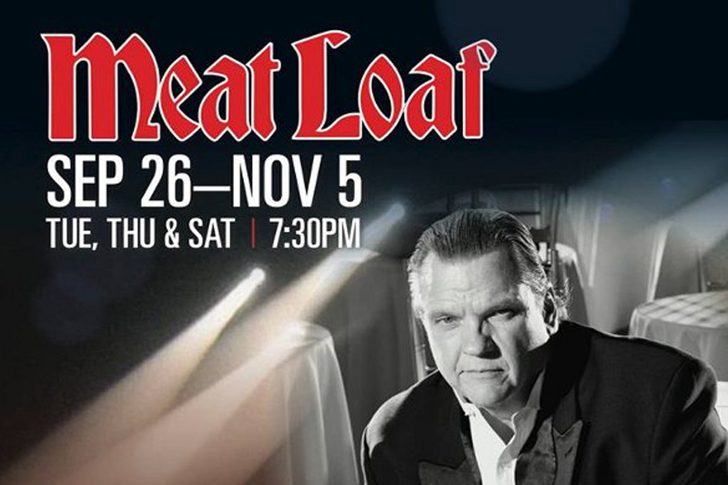 The supremely talented Meat Loaf.