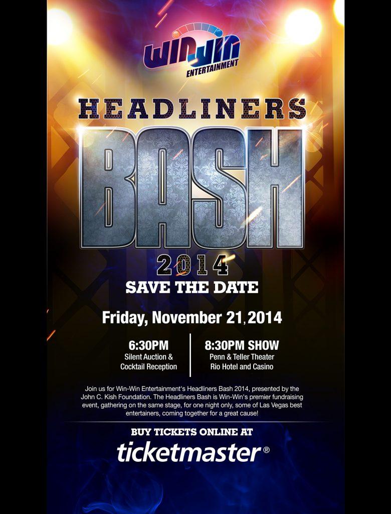 Headliners Bash 2014