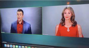Virtual Emcee Jeff Civillico for American Heart Association